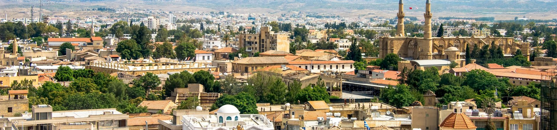Limassol to Nicosia taxi ride